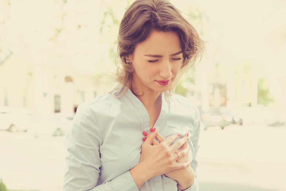 heart attack in women