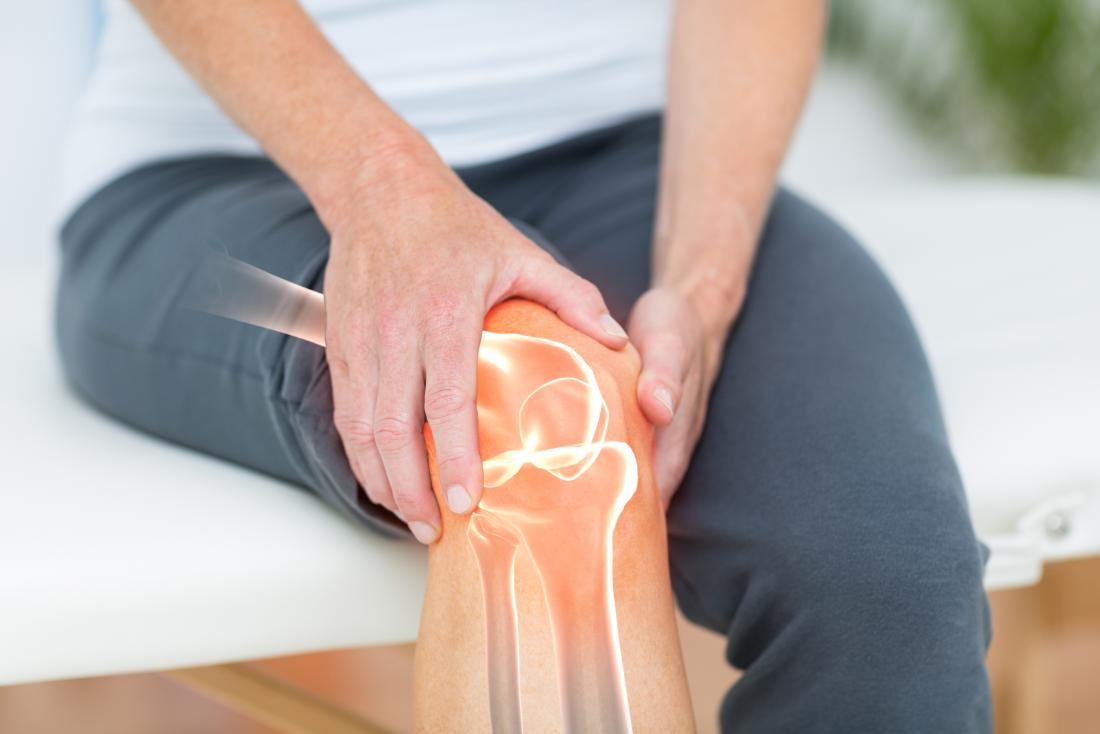 Painful knee joint