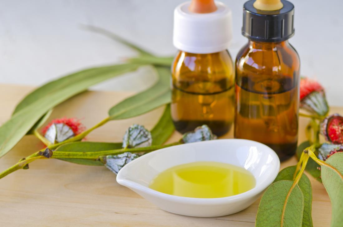 How to get rid of mucus in chest essential oils
