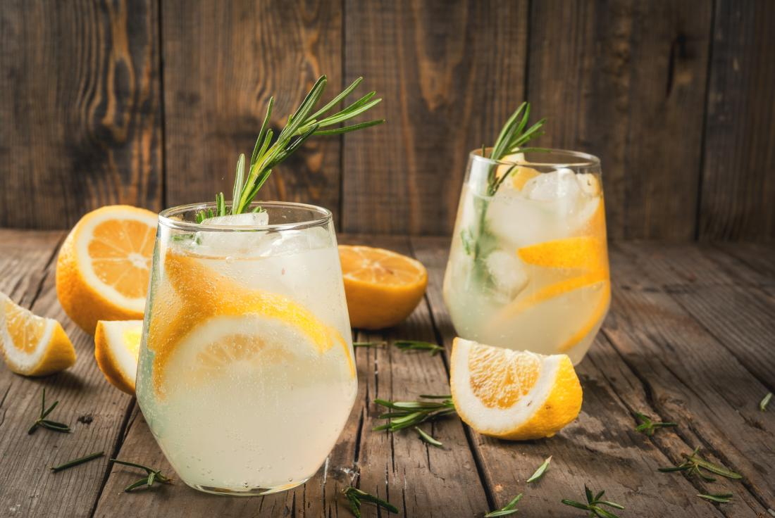 Barley water benefits digestive system