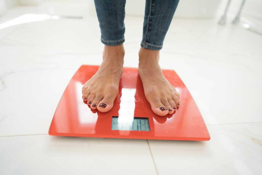Underweight health risks scales