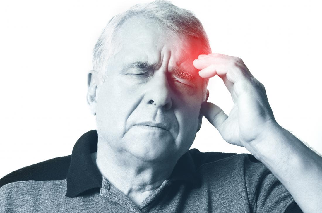 Warning signs of stroke in men