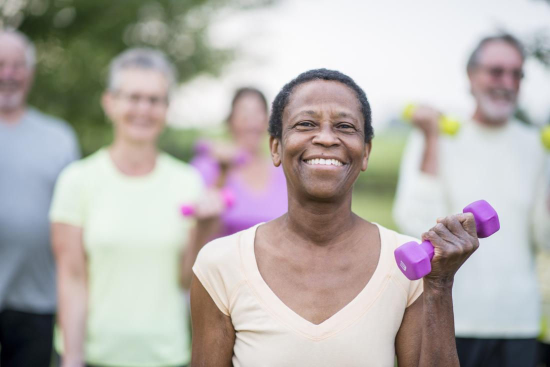Increasing exercise over 6-year span protects the heart