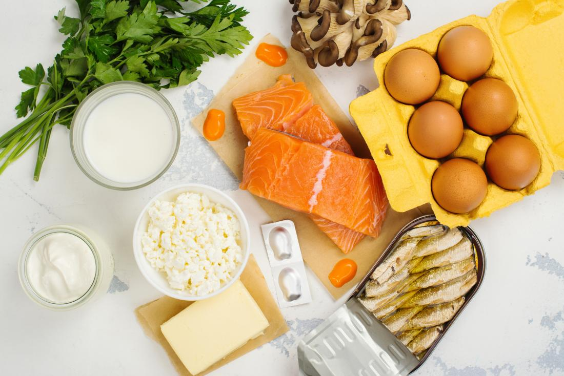 High-calcium foods to tackle calcium deficiency disease