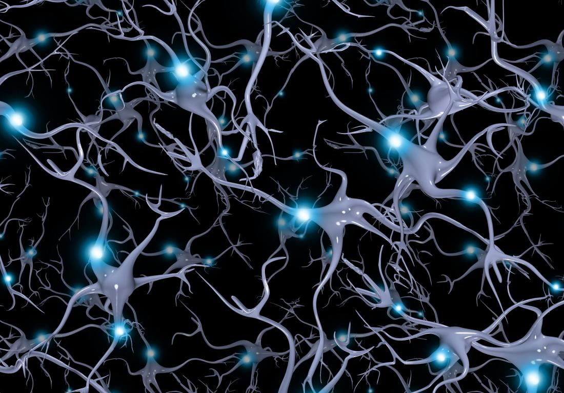 tangle of neurons