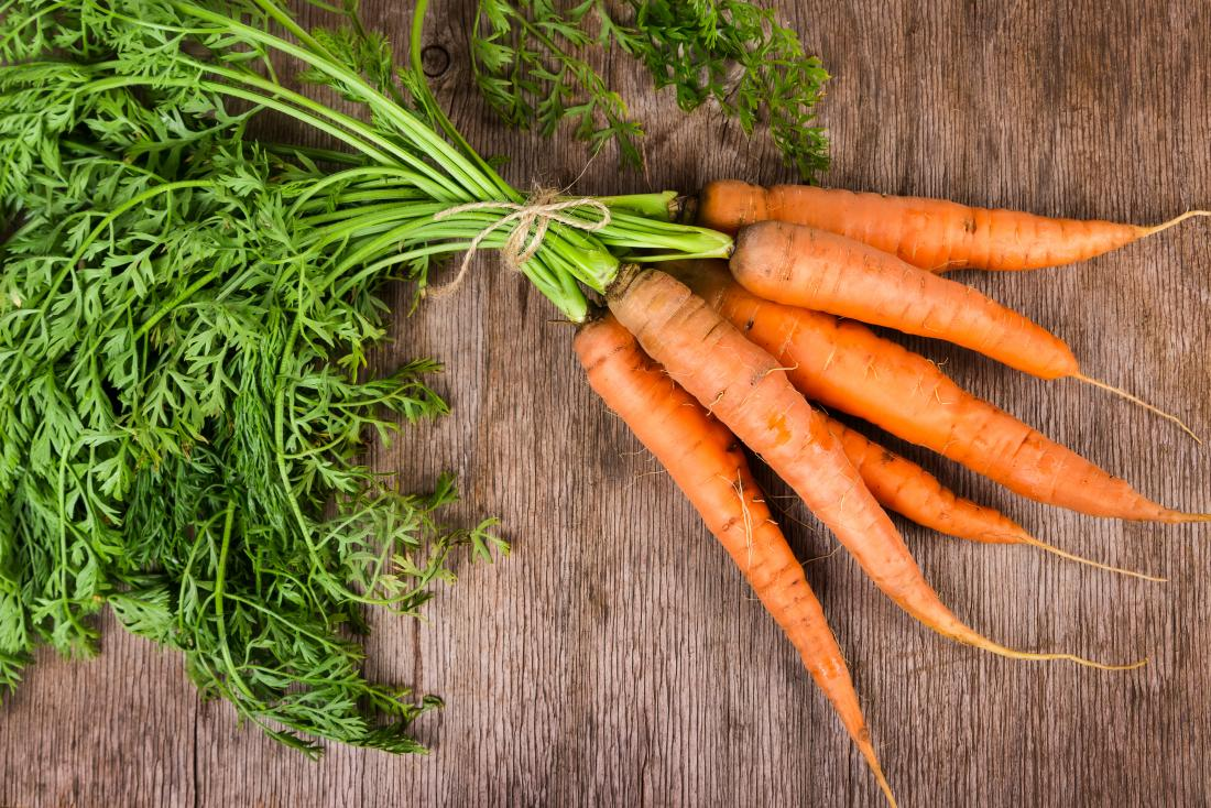 A person with a carrot allergy is more affected by consuming raw carrot