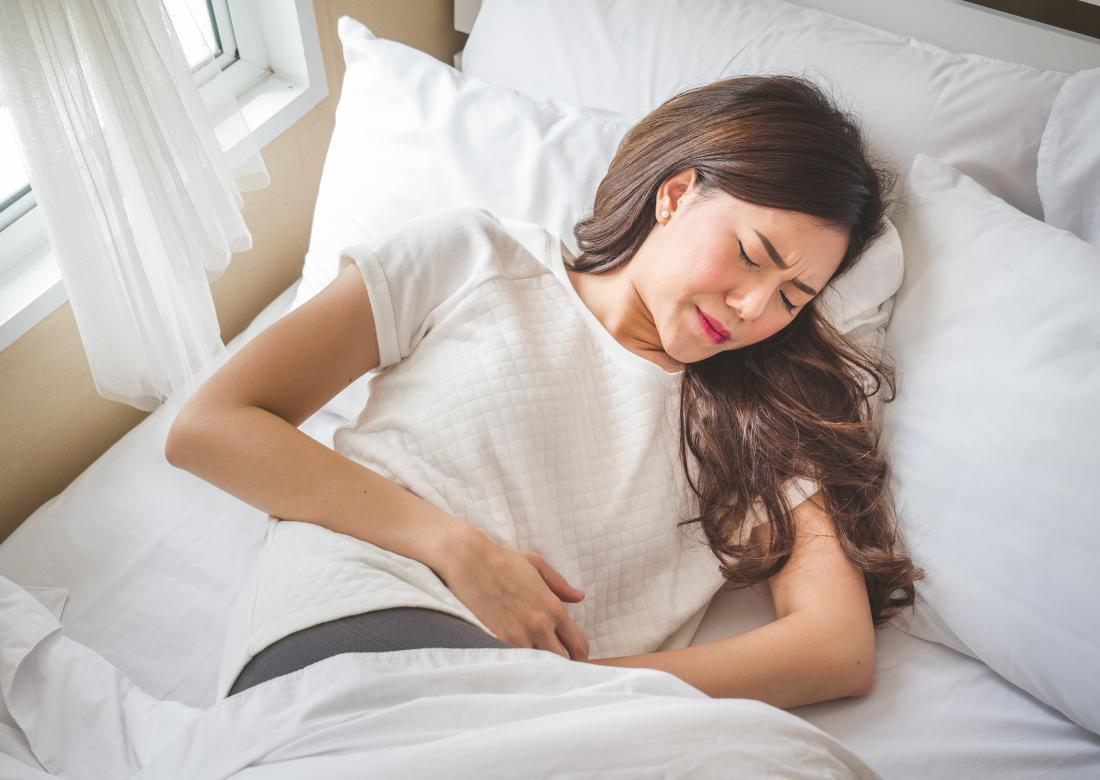 Abdominal Cramps And Vaginal Discharge Causes And Treatment-4015