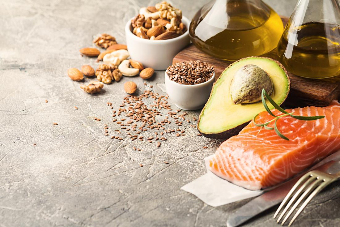 12 healthy high-fat foods