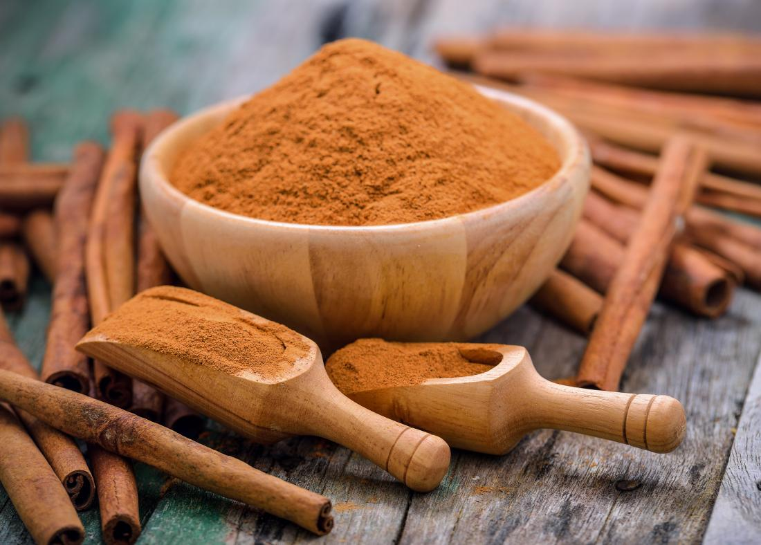 natural blood thinners cinnamon