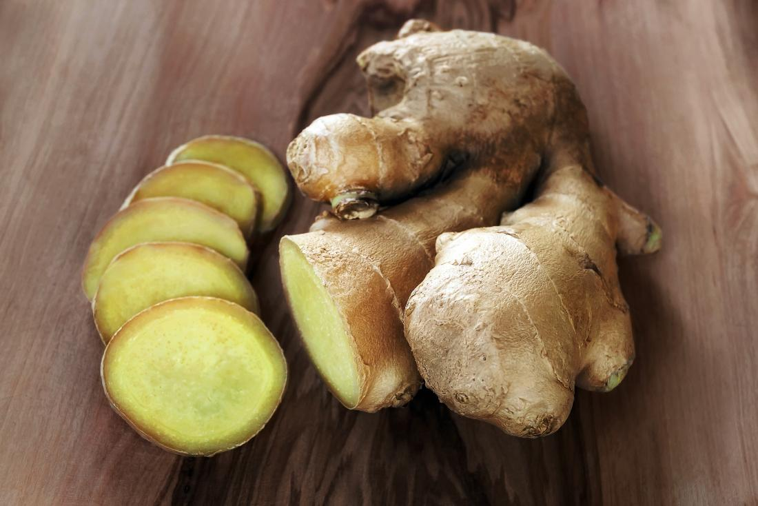 natural blood thinners ginger
