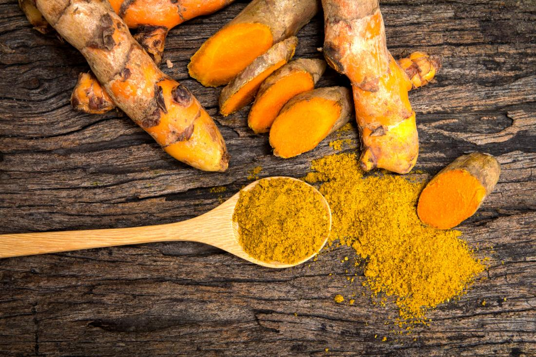 Natural blood thinners tumeric