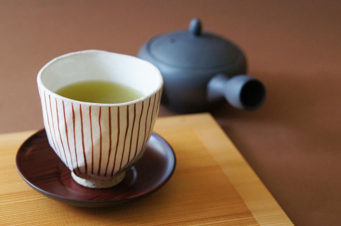 acne home remedies green tea