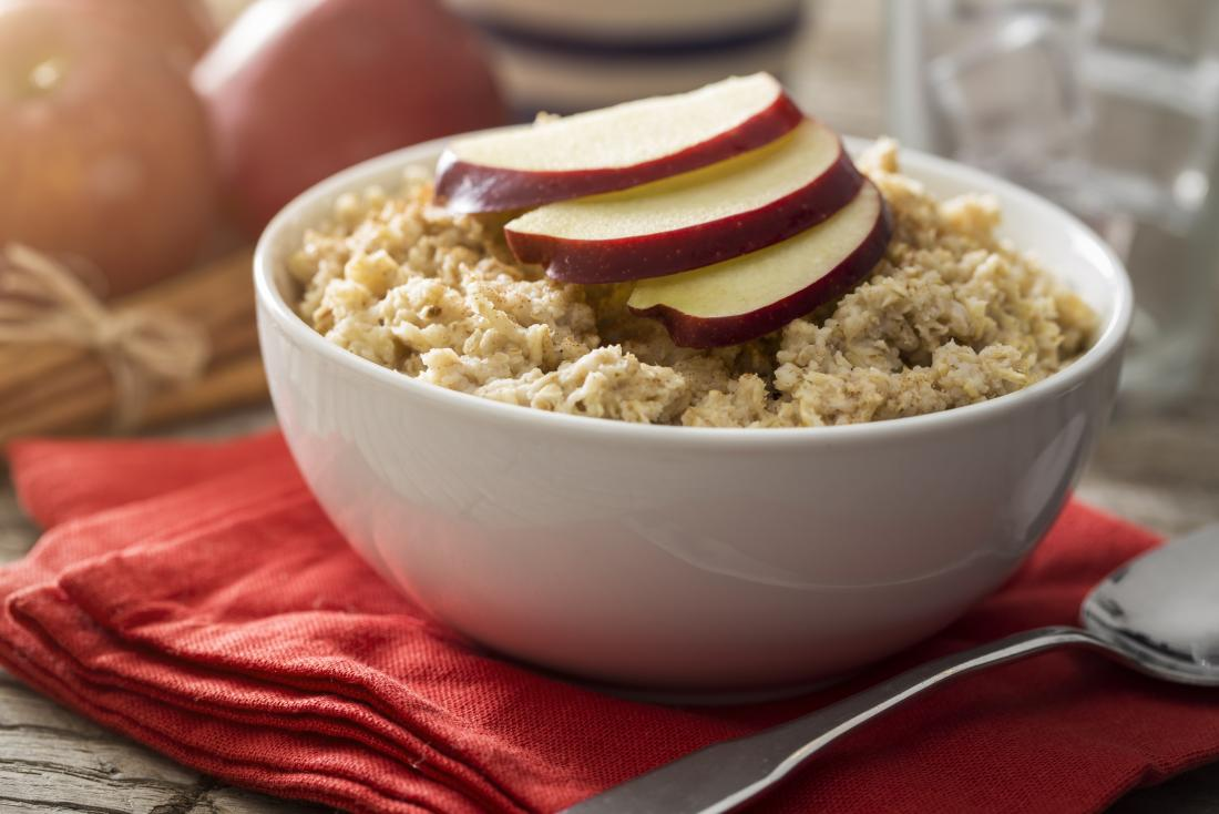 Oatmeal for dinner weight loss