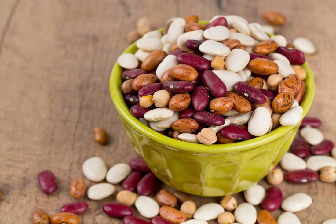 Foods that cause bloating beans