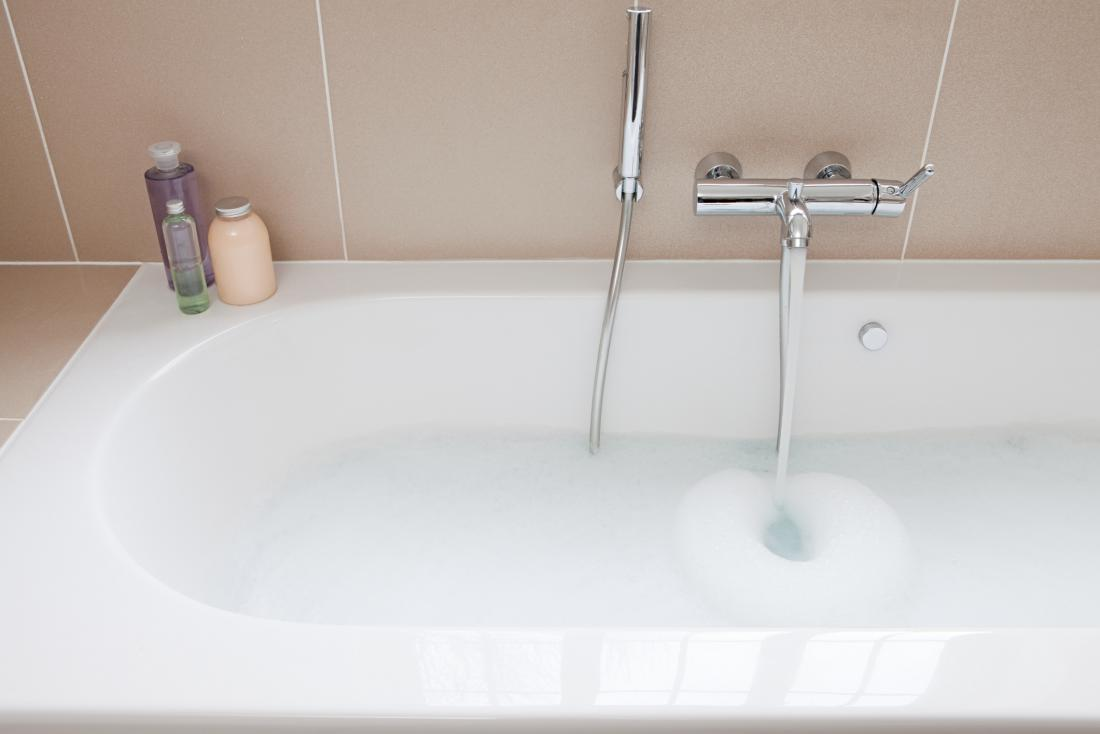 Joint Pain in Kids can be eased with a bath<!--mce:protected %0A-->