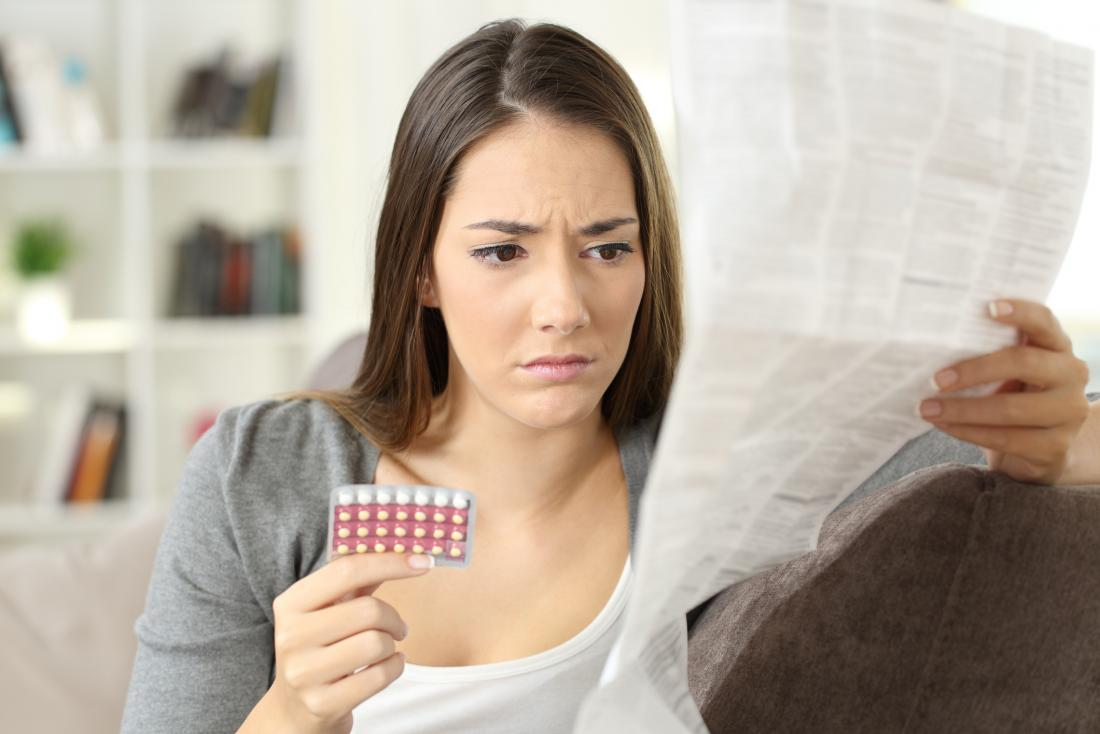 Image result for What to do if you've lost a birth control pill