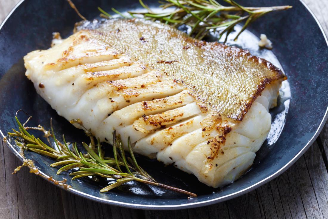 foods that lower blood sugar cod