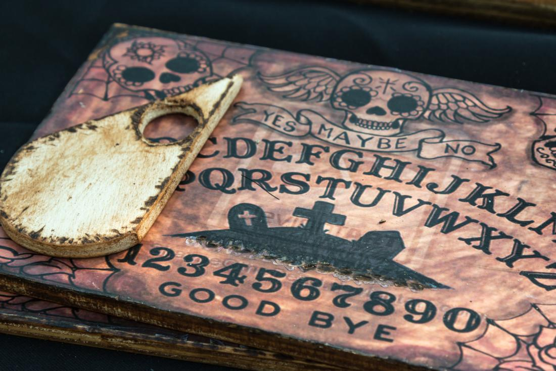 Ouija Boards Science Explains The Spooky Sensation