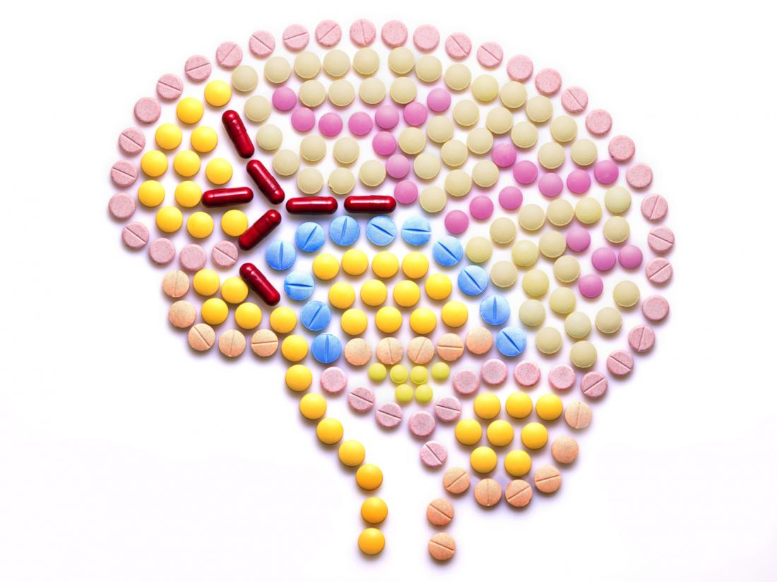 Brain of pills