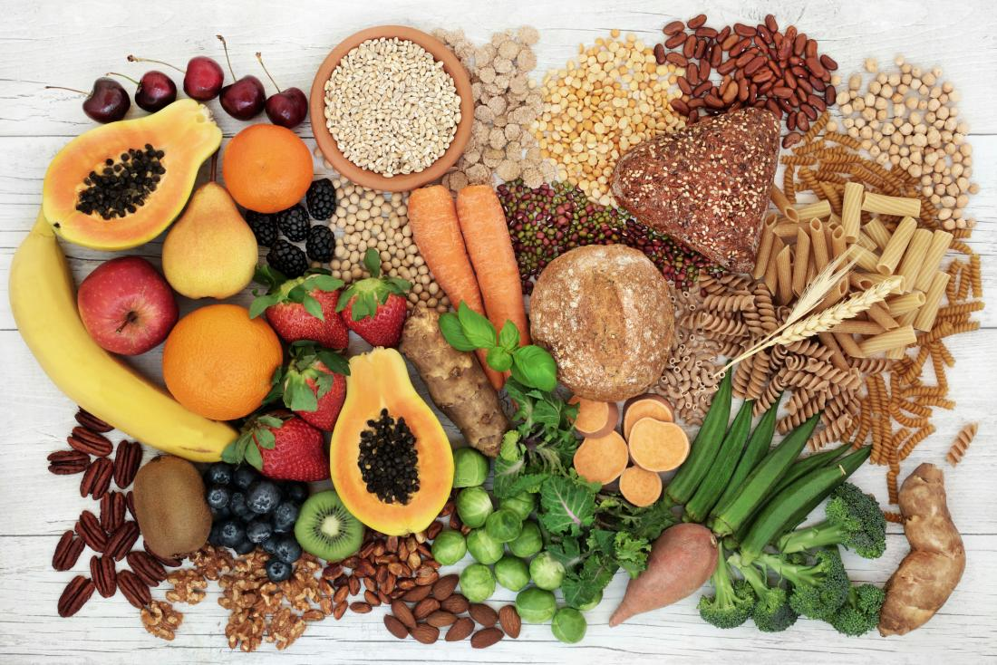 food rich in fiber