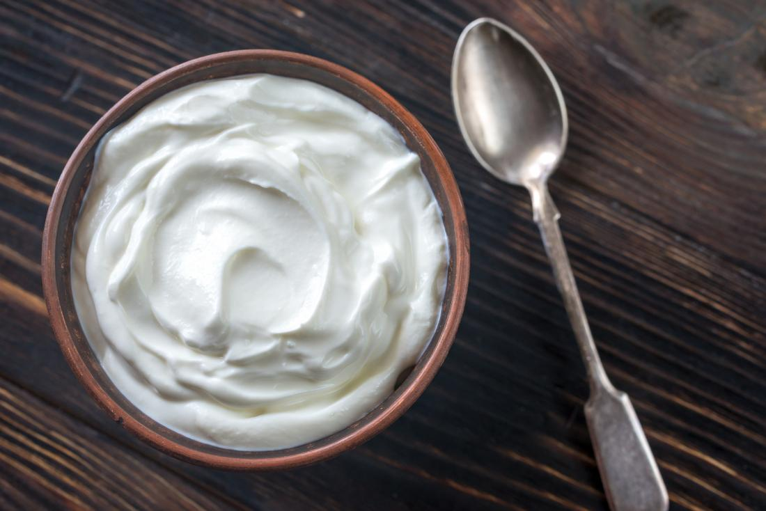 8 health benefits of Greek yogurt