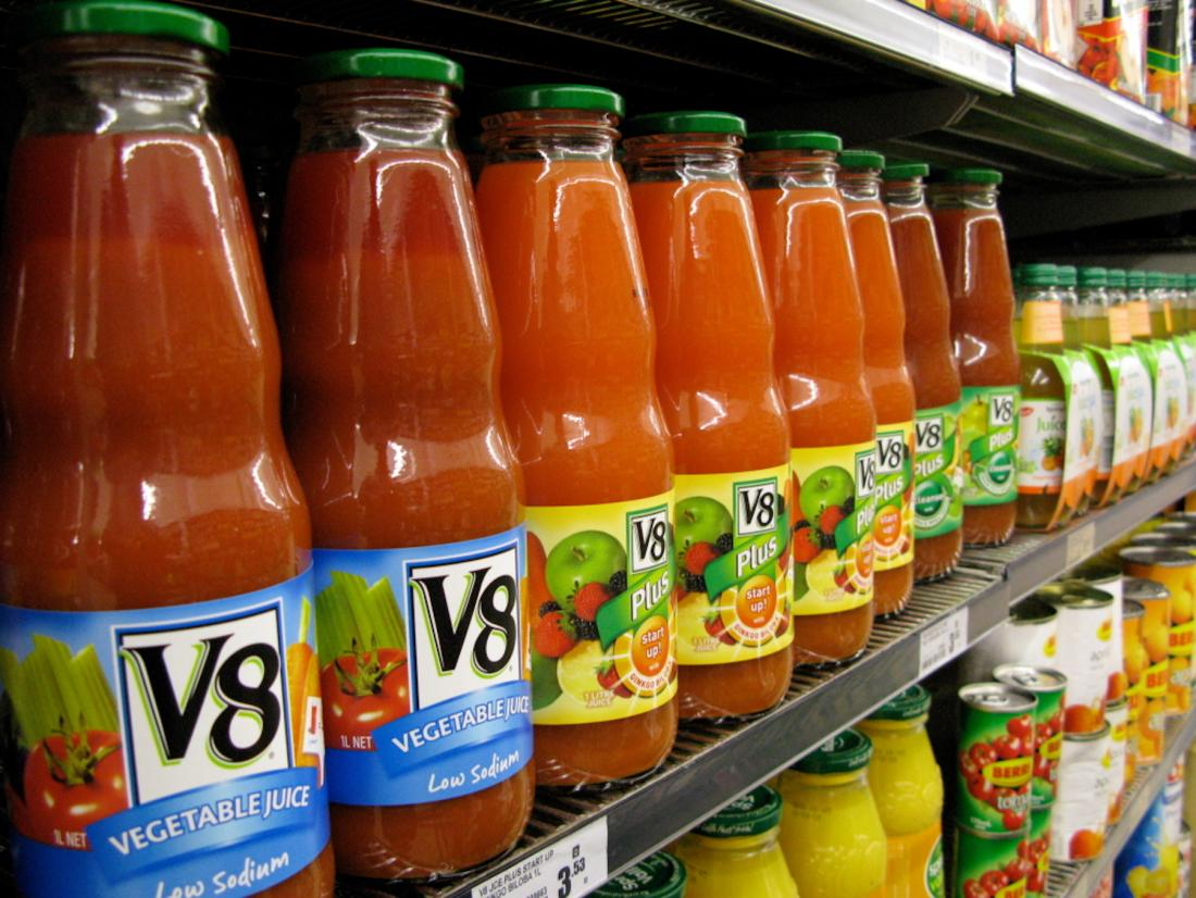 is v8 good for you? benefits and nutrition