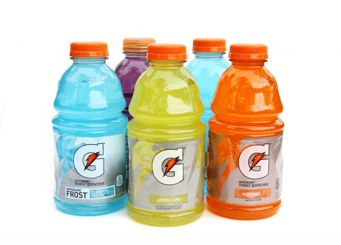 Gatorade energy drink