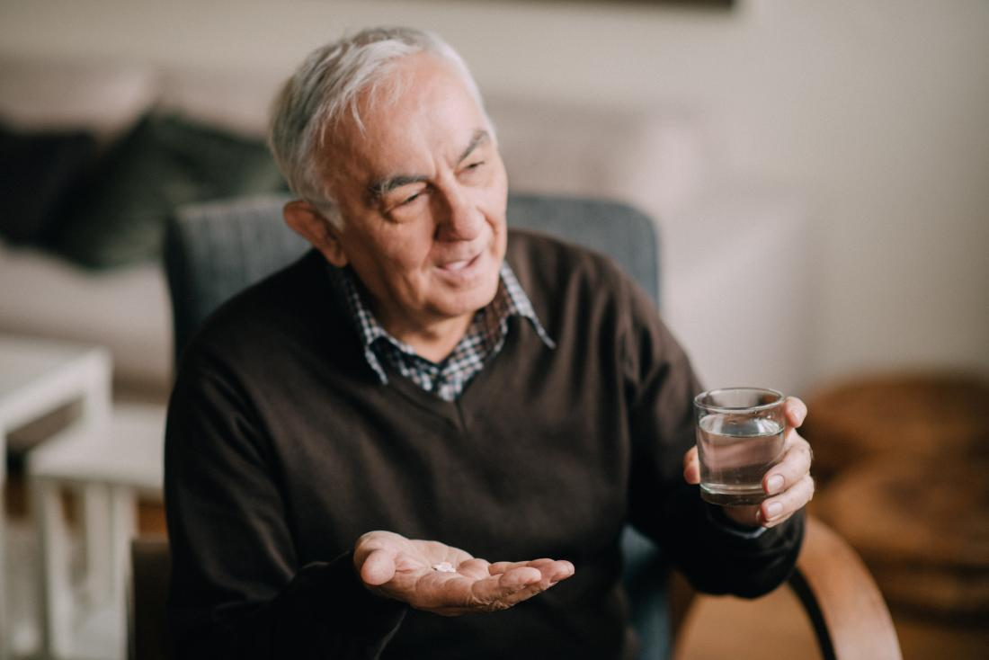 Medication for Parkinson's