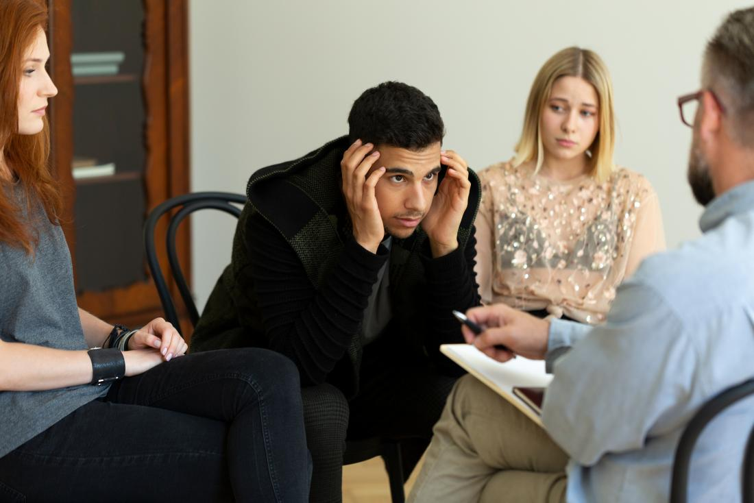 Group therapy What are the best treatments for addiction?