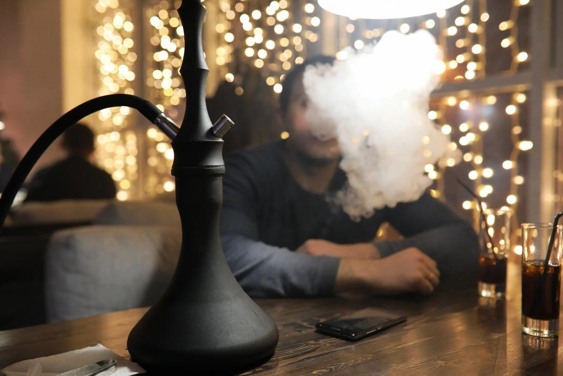 What Hookah Smoking Can Do To Your Blood Vessels