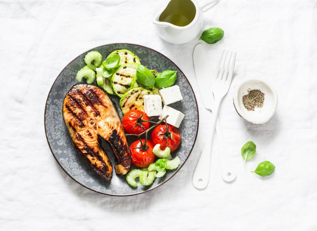 mediterranean diet recent articles