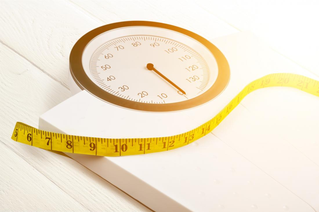 image of scales and measuring tape