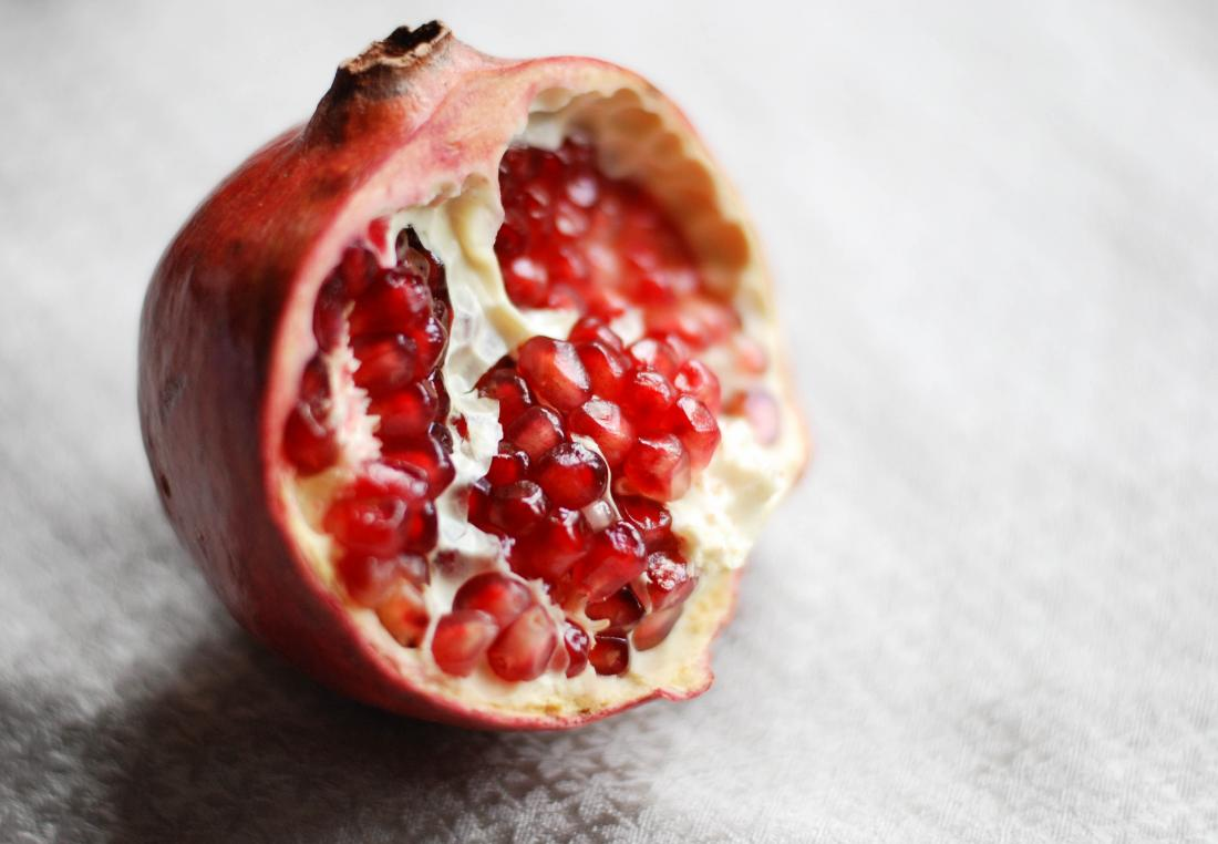 picture of a pomegranate