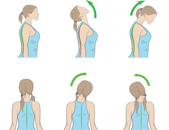 Neck stretches