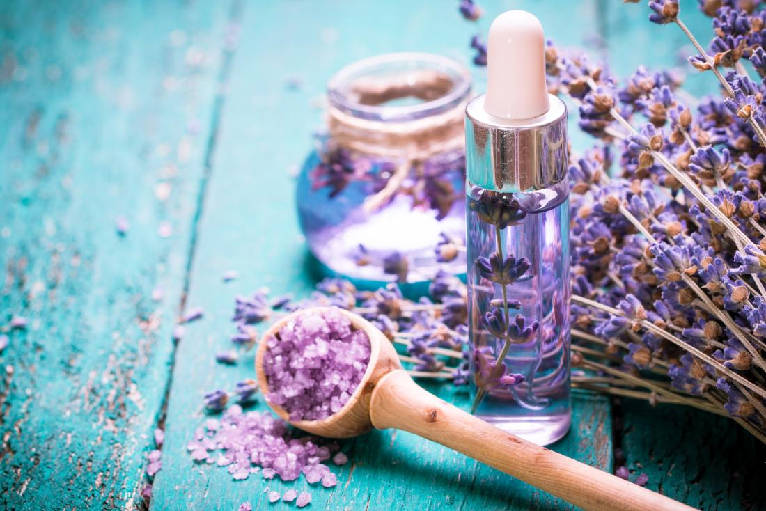 natural pain killers lavender