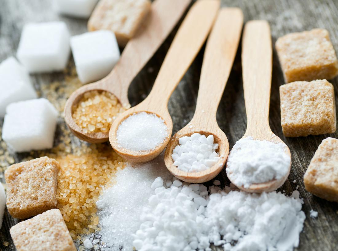 How Many Grams Of Sugar Can You Eat Per Day