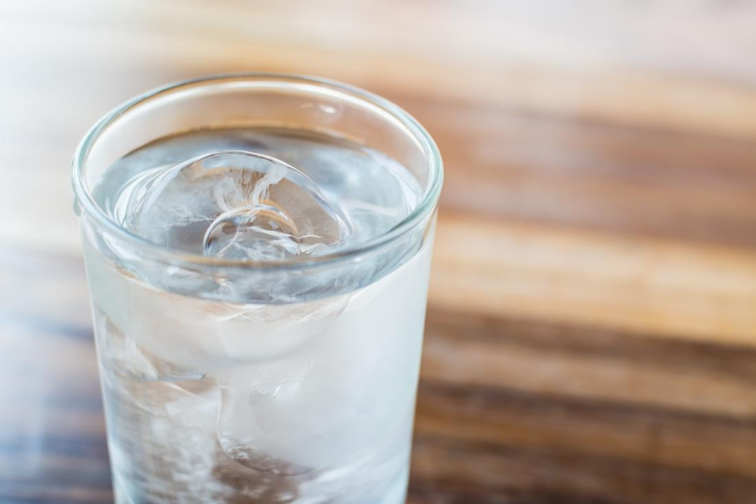 Cold water for fat loss