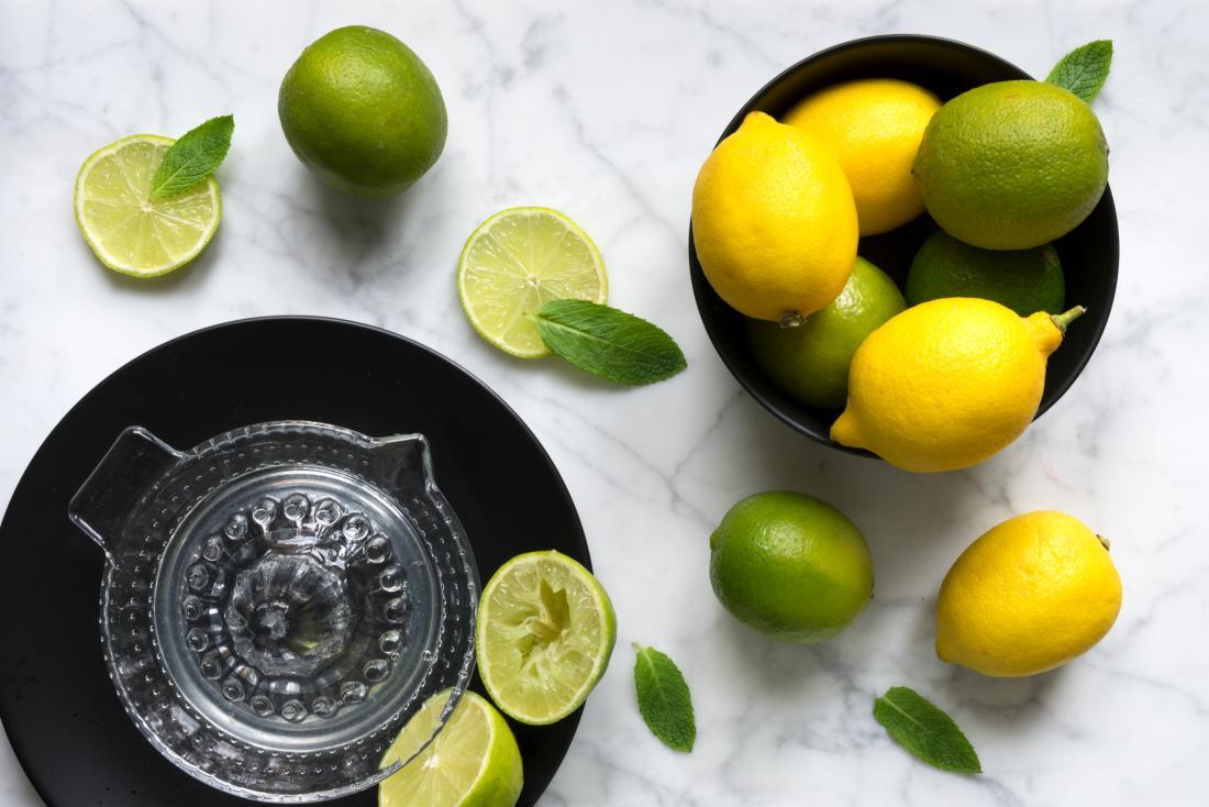 Lemon for for vitamin c