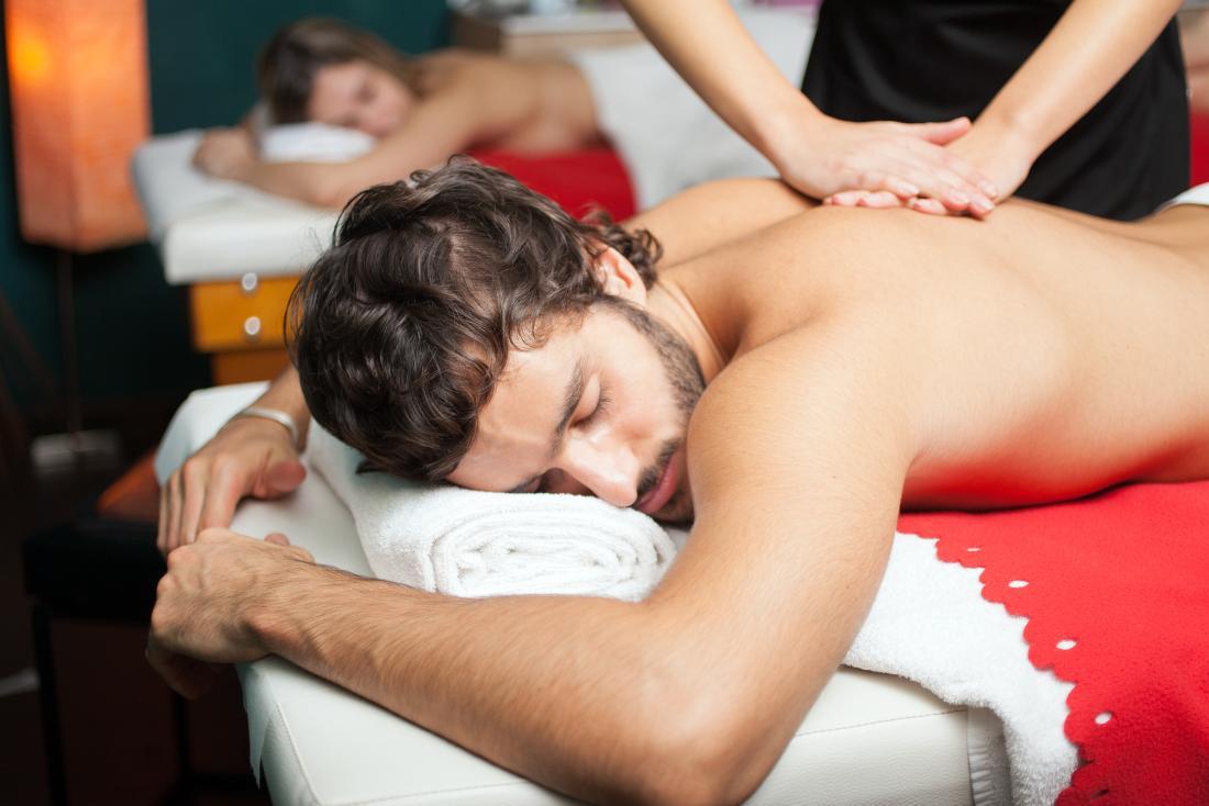 Types of massage swedish