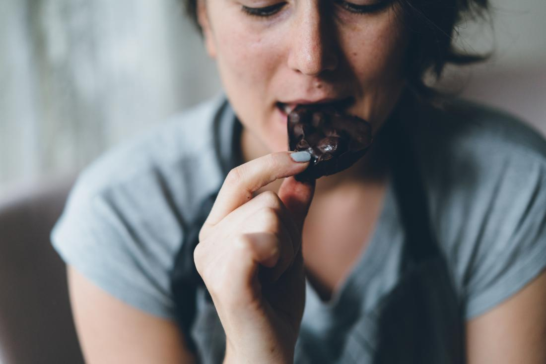 chocolate and acid reflux