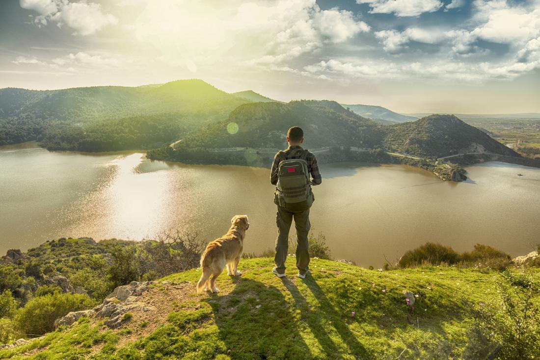 Što sve vole muškarci, prikaži slikom - Page 24 Man-walking-dog