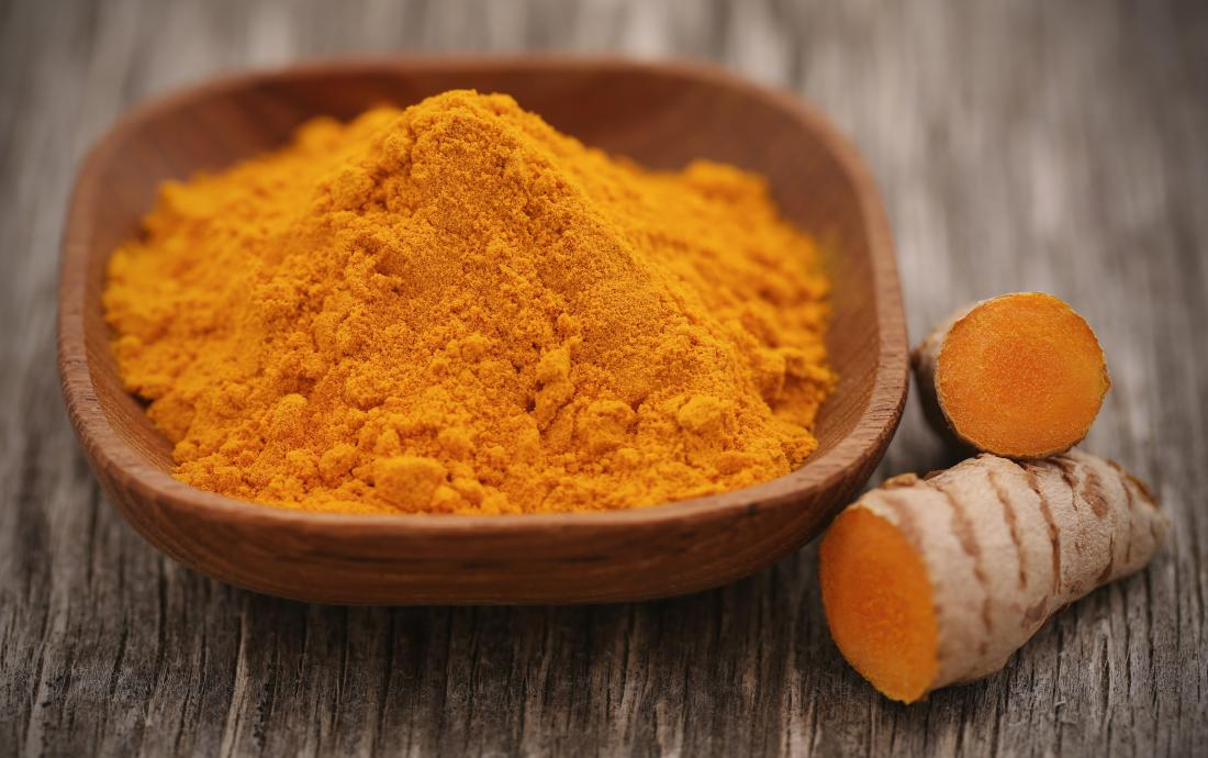 turmeric for relieve of rheumatoid arthritis