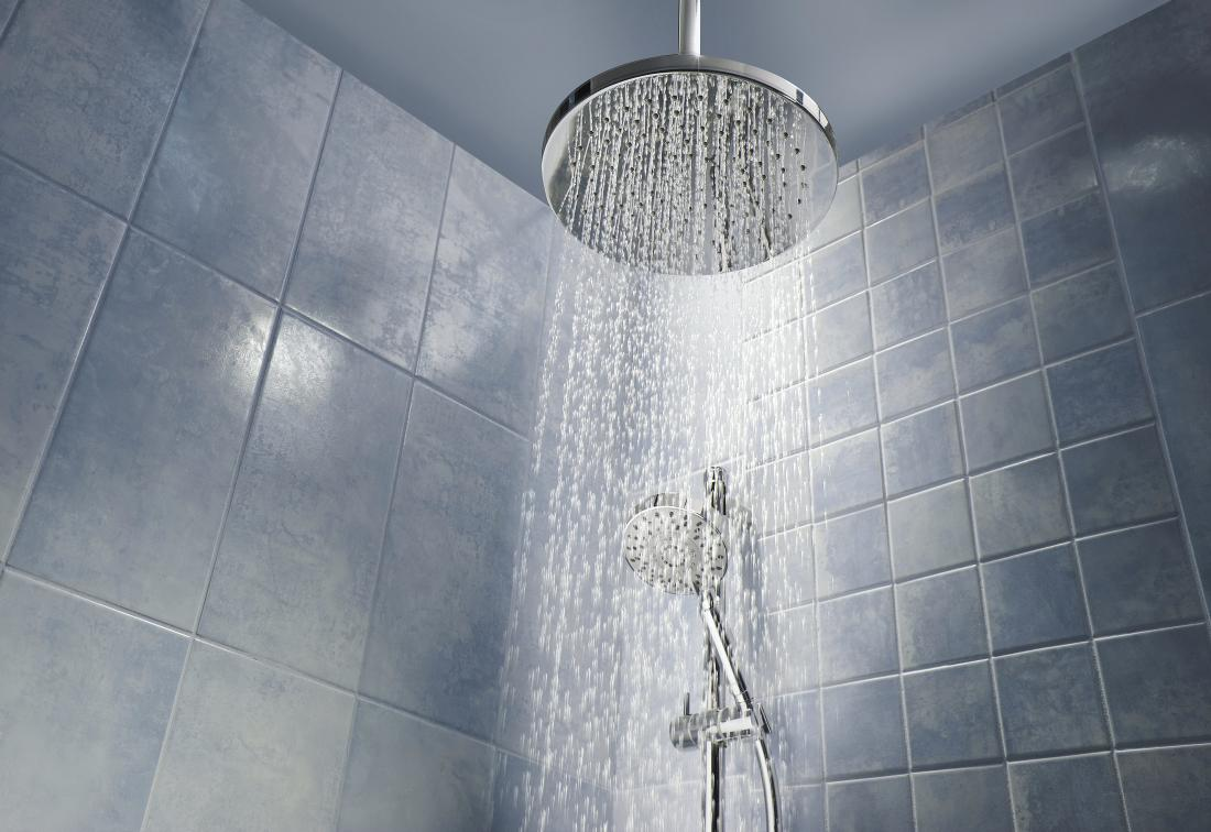Image of a cold shower