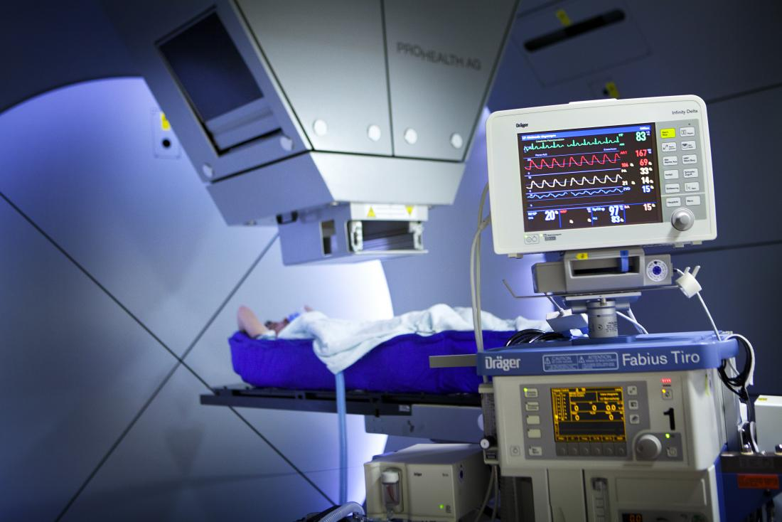 proton therapy for breast cancer