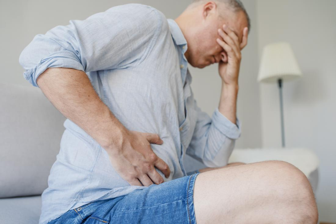 Lynch syndrome stomach pain