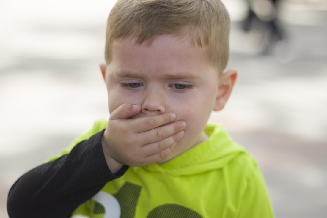 a toddler with a cough who needs some remedies