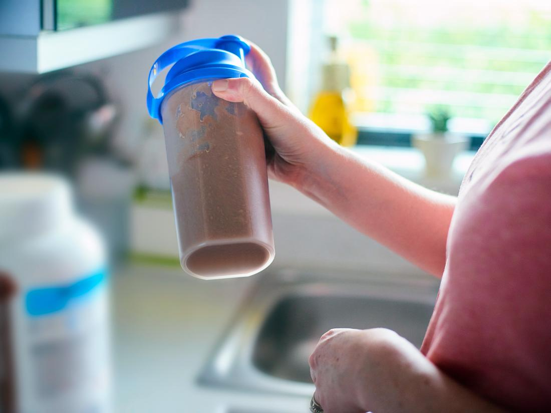 Can whey protein drinks help you lose weight