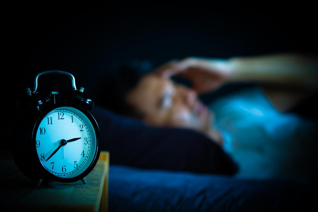 The link between insomnia and cardiovascular disease
