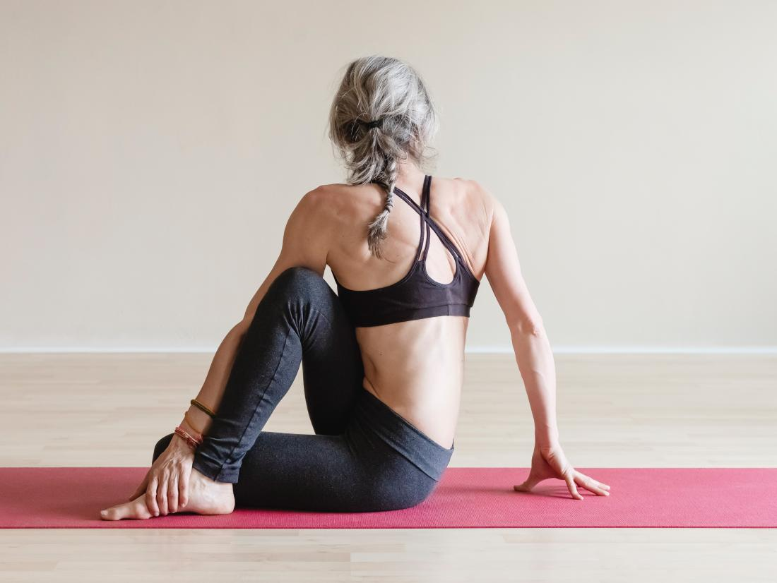 Yoga for constipation: 8 poses for quick relief