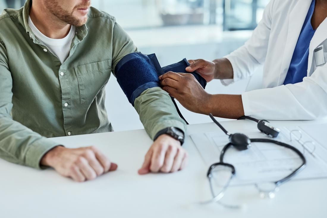 High blood pressure research: 2019 overview -  blood pressure check